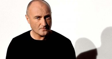 Phil Collins, ingresado