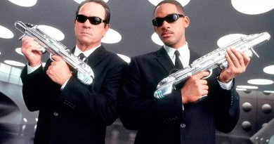 'Men in black' cumple 20 años