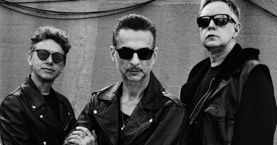 Depeche Mode ''The Global Spirit Tour''