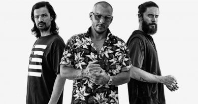 Thirty Seconds To Mars confirman conciertos en Madrid, Barcelona y Bilbao
