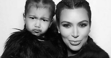 Kim Kardashian vuelve a demostrar que North West es su mini clon en un tierno video
