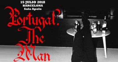 Portugal The Man en Barcelona el 15 de julio