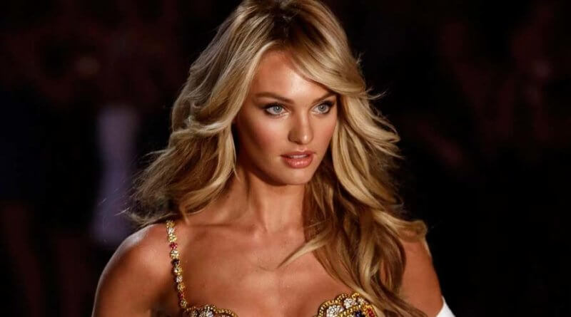 La top model Candice Swanepoel muestra su embarazo en instagram