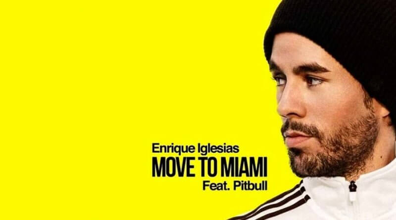 "Enrique Iglesias y Pitbull estrenan el nuevo video ""Move to Miami"""