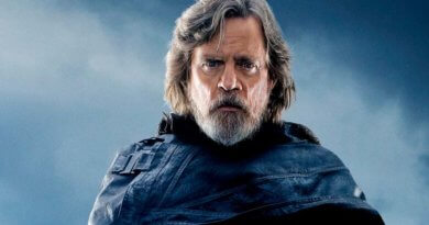 Mark Hamill insinúa el destino de Luke Skywalker en 'Star Wars: Episodio IX'