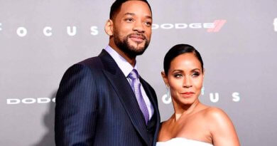Will Smith y Jada Pinkett un matrimonio 'indestructible'
