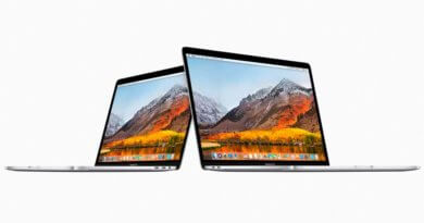 Apple actualiza los MacBook Pro