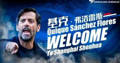 Quique Sánchez Flores se va a China