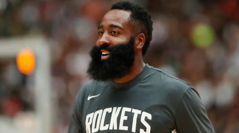 James Harden jugará en los Brooklyn Nets tras un cambio multitudinario